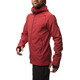 Houdini M's Motion Light Houdi Jacket hut red